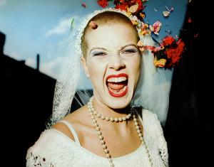 """Runaway Bride 01"", 2002 © Semra Sevin"