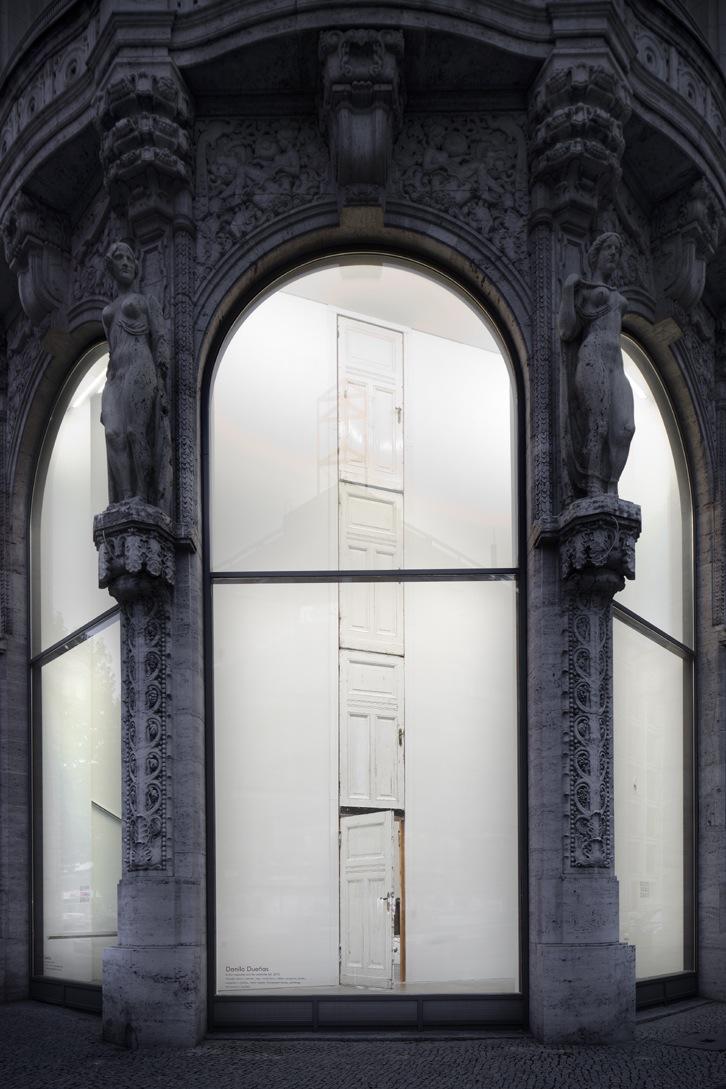 Danilo Duenas Galerie Berlin